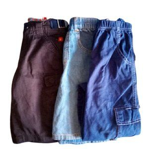 5 pc Lot  (4 shorts & 1 pants) 5-6  FIRM PRICE